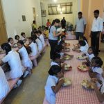 Breakfast for blind school-image1