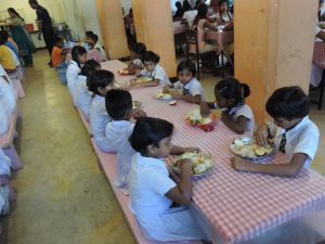Breakfast for blind school-image2