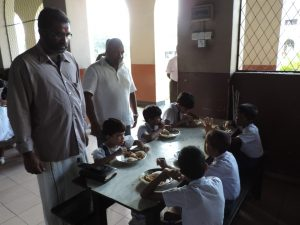 Breakfast for blind school-image7