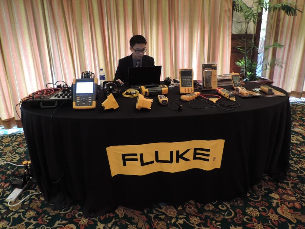 Fluke Technical Seminar on Testing and Measuring Instruments
