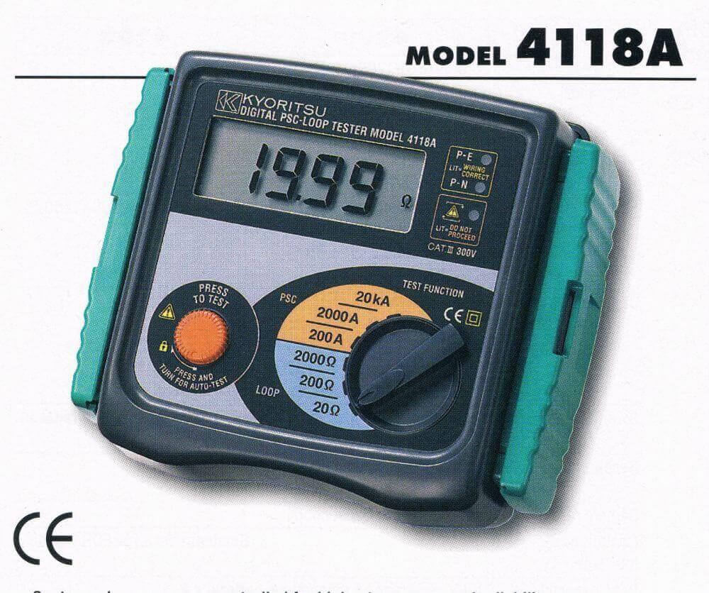 Model 4118A