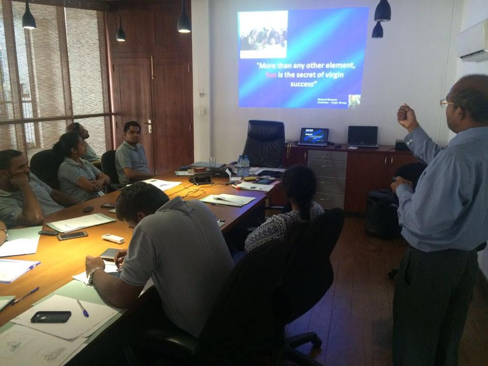 Managerial Workshop 2016