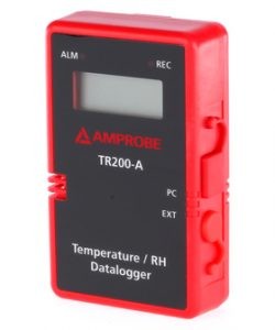 Temperature Relative Data Logger