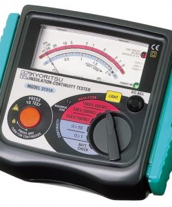 Analog Insulation/Continuity Testers