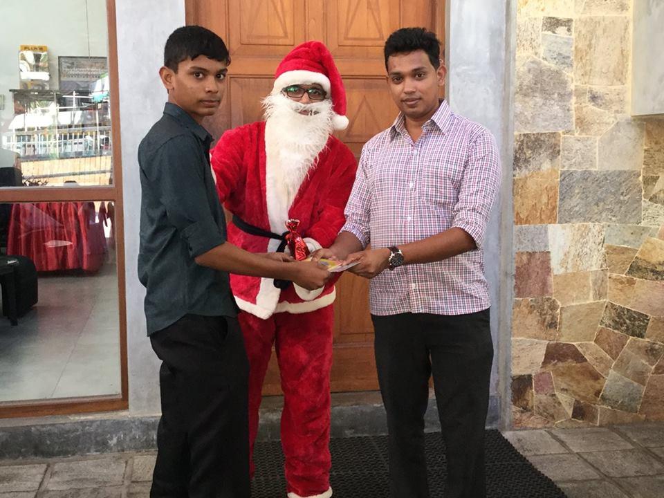 Christmas Get Together 2016