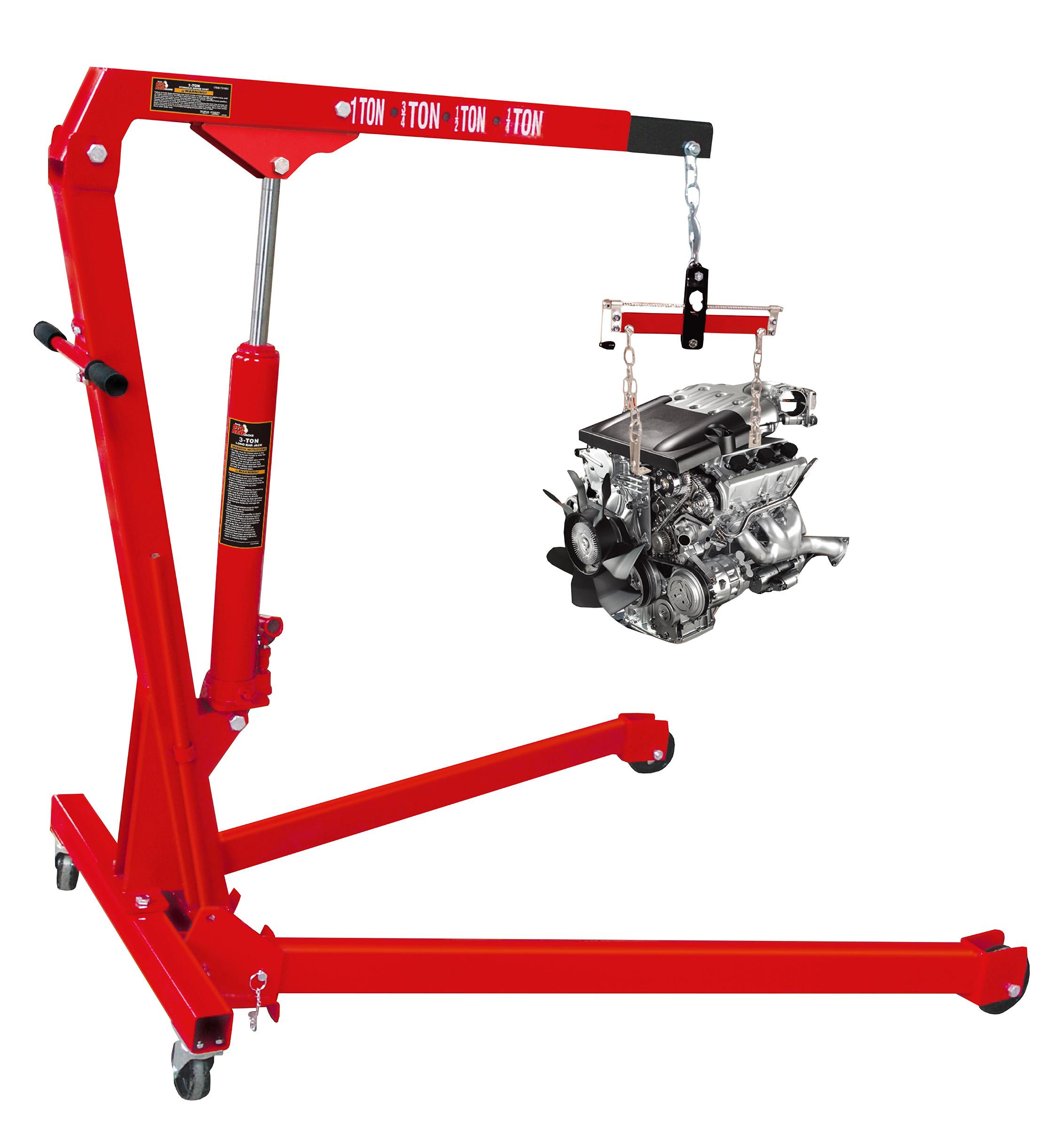 Engine stands & Engine Cranes