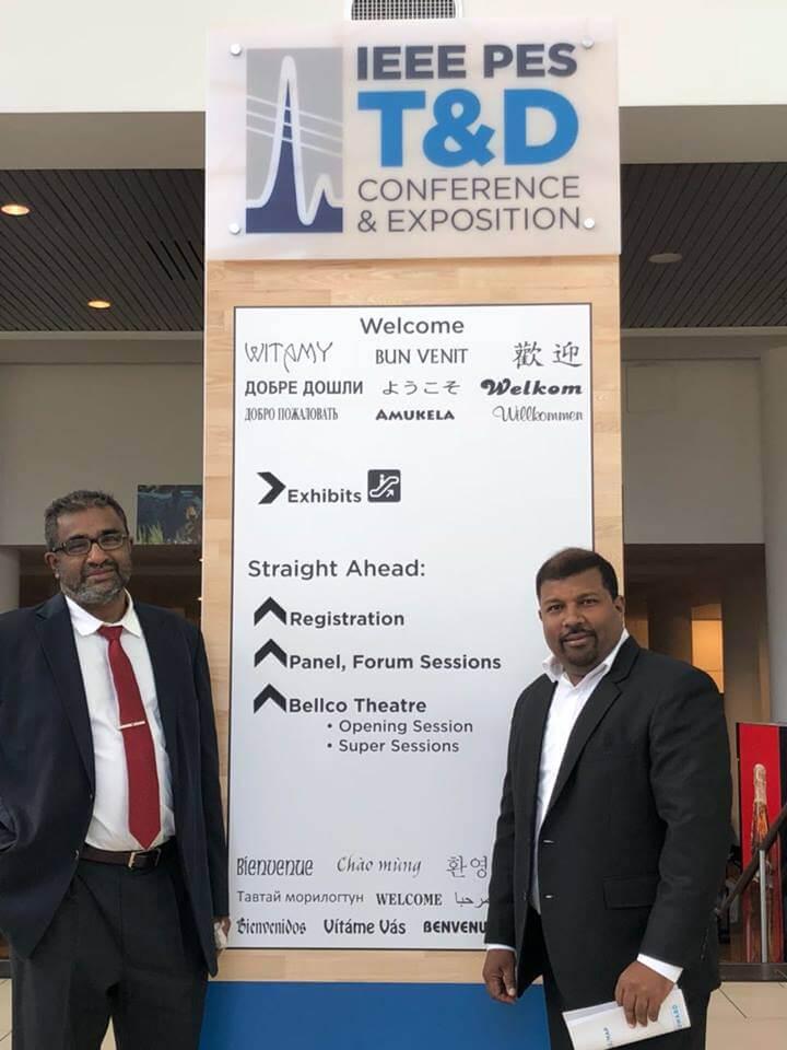 IEEE Exhibition in Colorado Denver