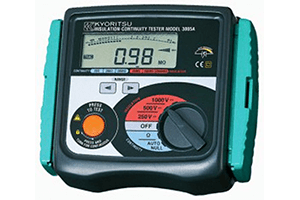 Digital Insulation/Continuity Testers