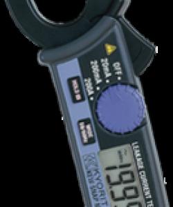 Leakage Clamp Meter