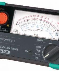 Analogue Insulation Tester