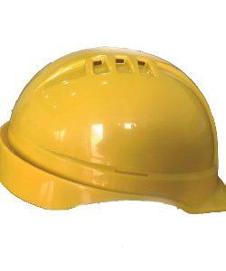 Vented Safety Helmet