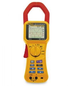 Power Quality Clamp Meter