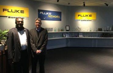 Visit to Fluke USA