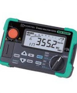 Digital Insulation Continuity Testers